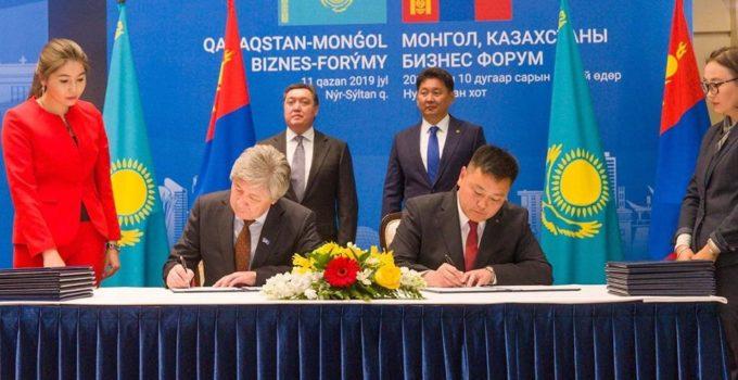 mongol-kazakhstan